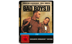 Bad Boys II (exklusives SteelBook 4K Mastered) [Blu-ray]