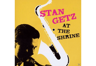 Stan Quartet Getz - At The Shrine - (CD)