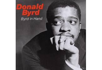 Donald Byrd - Byrd In Hand/Davis Cup - (CD)