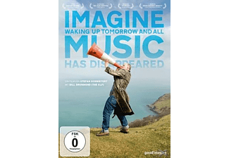 Imagine Waking Up Tomorrow and All Music Has Disappeared - (DVD)