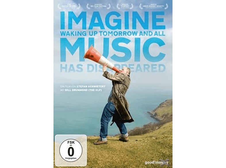 Imagine Waking Up Tomorrow and All Music Has Disappeared [DVD]