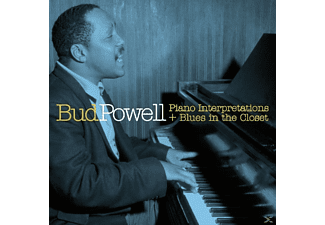 Bud Powell - Piano Interpretations + Blues in the Closet (CD)