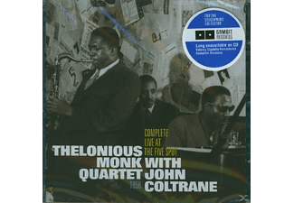 John Coltrane, Thelonious Monk - Complet Live at the Five Spots (CD)