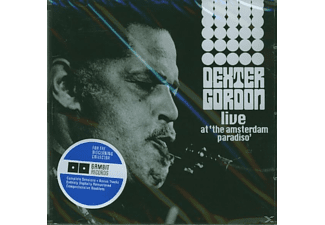 Dexter Gordon - Live at the Amsterdam Paradiso (CD)