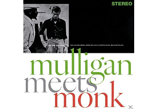 Thelonious Monk, Gerry Mulligan - Mulligan Meets Monk (CD)