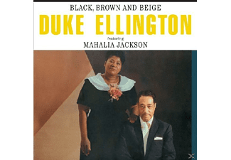 Duke Ellington, Mahalia Jackson - Black Brown & Beige (CD)