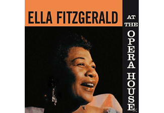 Ella Fitzgerald - At the Opera House (CD)