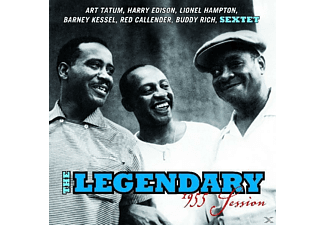 Art Tatum - Sextet - - The Legendary 1955 Session (CD)