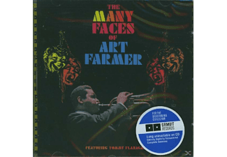 Art Farmer - Many Faces of Art Farmer (CD)