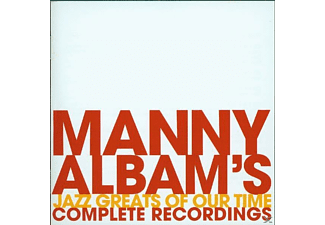 Manny Albam - Jazz Greats of Our Time (CD)