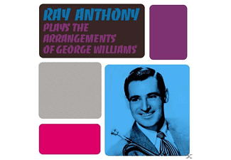 Ray Anthony - Plays the Arrangements of George Williams (CD)
