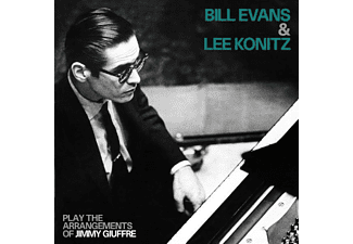 Lee Konitz, Bill Evans - Play the Arrangements of Jimmy Giuffre (CD)