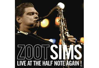 Zoot Sims - Live at the Half Note Again! (CD)