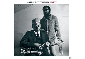 Archie Shepp, Bill Dixon - Quartet (CD)