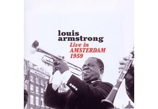 Louis Armstrong - Live In Amsterdam 1959 - (CD)