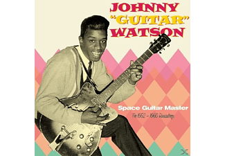 "Johnny ""guitar"" Watson - Space Guitar Master - (CD)"