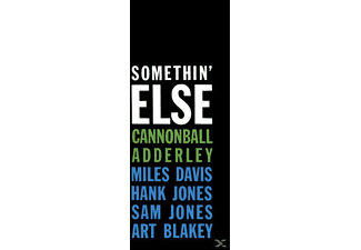 Julian Cannonball Adderley - Somethin' Else - (CD)