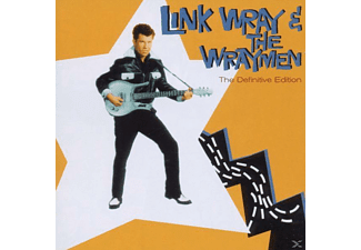 Link Wray - The Definite Edition - (CD)