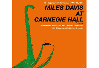 Miles Davis - At Carnegie Hall - (CD)