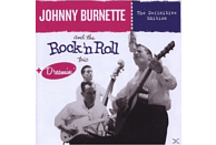 Johnny Burnette - And The Rock'n'roll Trio/Dreamin' [CD]