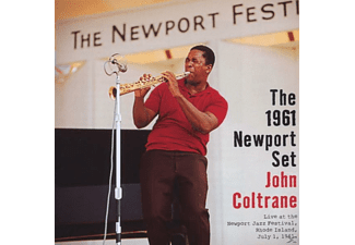 John Coltrane - The 1961 Newport Set - (CD)