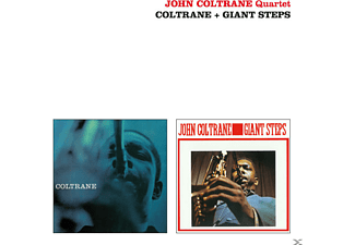 John Coltrane - Coltrane+Giant Steps - (CD)