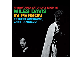 Miles Davis - In Person At The Blackhawk, San Francisco - (CD)