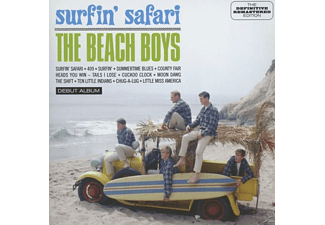 The Beach Boys - Surfin' Safari - (CD)
