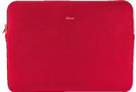 TRUST Primo Notebookhülle, Sleeve, 11.6 Zoll, Rot