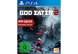 God Eater 2: Rage Burst - PlayStation 4