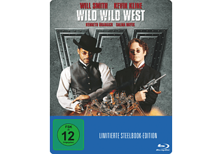 Wild Wild West (Steelbook) - (Blu-ray)