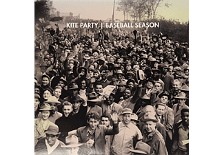 Kite Party - Baseball Season [LP + Download]