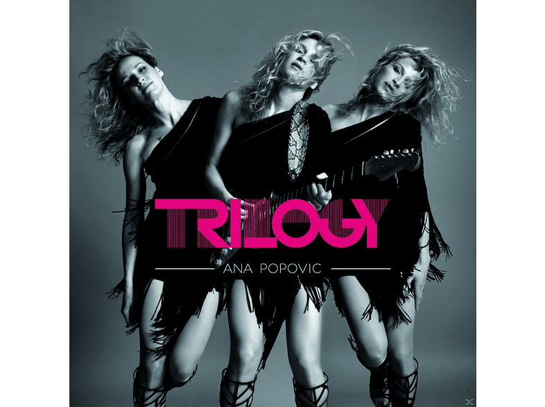 Ana Popovic - Trilogy [CD]