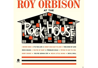 Roy Orbison - At The Rock House+2 Bonus Tracks (Ltd.180g - (Vinyl)