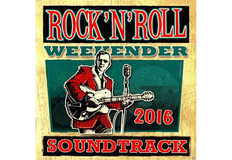 VARIOUS - Walldorf Rock'n'roll Weekender 2016 - (CD)