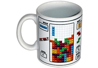 Tetris Tasse Epic Fail