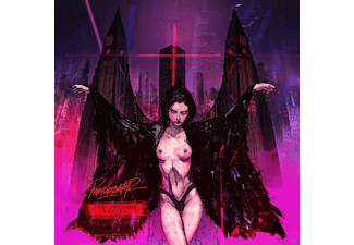 Perturbator - The Uncanny Valley - (CD)