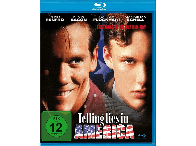 Telling Lies In America [Blu-ray]