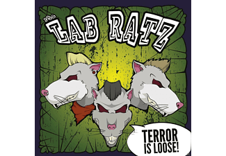 Lab Ratz - Terror Is Loose - (CD)