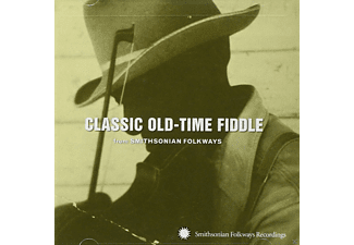 VARIOUS - Classic Old-Time Fiddle - (CD)