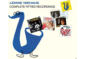 Lennie Niehaus - Complete Fifties Recordings - (CD)