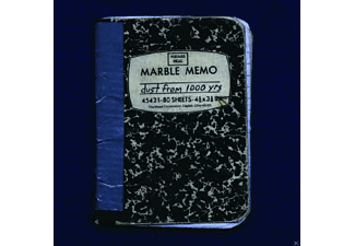 Marble Memo - Dust From 1000 Years - (CD)