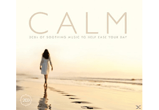 VARIOUS - Calm - (CD)