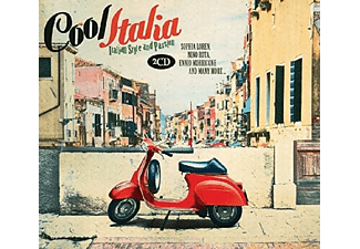VARIOUS - Cool Italia - (CD)