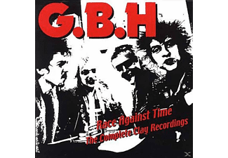 Gbh - Race Against Time-The Complete Clay Recordings ( - (CD)