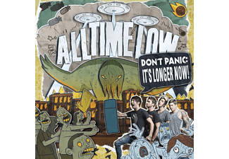 All Time Low - Dont Panic: Ist Longer Now (Ltd.Vinyl) - (Vinyl)