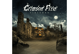 Crimson Fire - Fireborn - (CD)