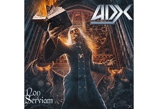 Adx - Non Serviam (Gatefold,Black) - (Vinyl)