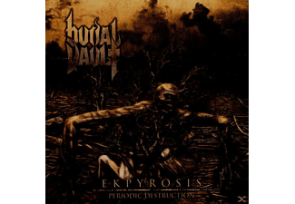 Burial Vault - Ekpyrosis (Periodic Destruction) - (CD)