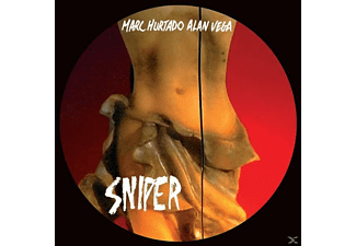 VEGA,ALAN/HURTADO,MARC - Sniper - (CD)